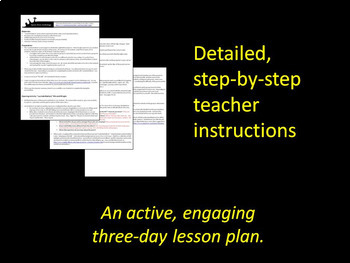 Spoon River Anthology - A Three Day Lesson Plan
