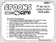 Spoons Game {Math} Fractions - Adding Tenths and Hundredths