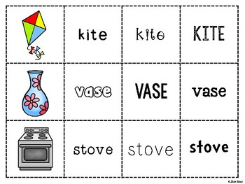 Spoons Game {Reading} Silent e MIXED PRACTICE [Phonics Word Work] Sneaky e