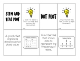 Spoons / Matching Math Vocabulary Cards