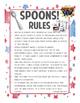 Spoons! Progressive Era Game