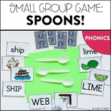 Spoons! Small Group Phonics Game