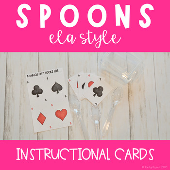 Spoons - Teach Kids How to Play