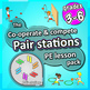 Sport *BUNDLE* PE Pair Stations and Team Games activities pack Grades 3-6