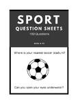 Sport - ESL Question Sheets (Ages 6-12)