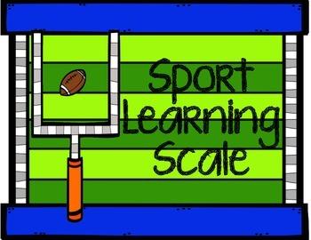 Sport Marzano Learning Scale