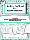 Sport Nutrition and Health Board Game Project