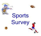 Sport Survey