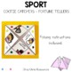 Cootie Catchers / Fortune Teller - Sport