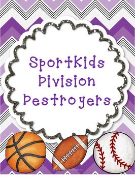 SportKids Division Destroyers