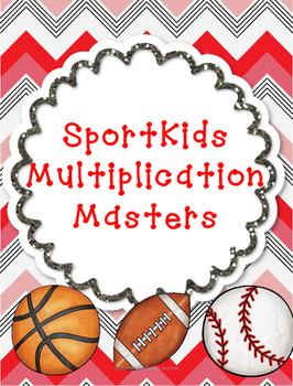 SportKids Multiplication Masters