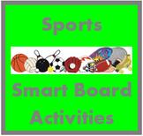 Sportarten (Sports in German) Smartboard Activities