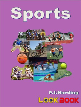 Sports. A LOOK BOOK Easy Reader