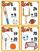 Adding & Subtracting Game: 2 & 3 Digits (Regrouping Includ