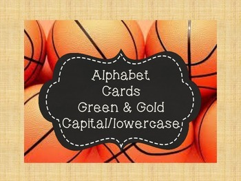 Sports Alphabet Cards