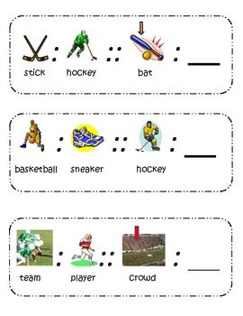 Sports Analogies