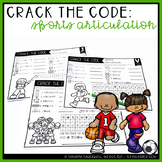 Sports Articulation: Crack the Code
