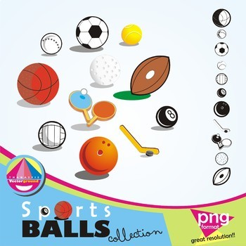 Sports Balls - Collection
