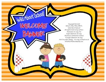Sports - Bowling Welcome Banner