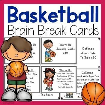 Sports Brain Break Bundle