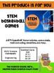 Sports Bundle: Football and Basketball STEM