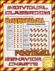 Sports Bundle Individual & Classroom Behavior Chart (Editable on Google Slides)