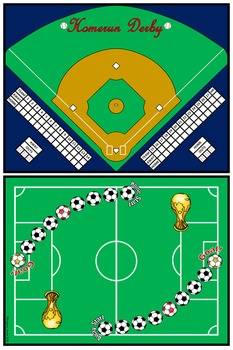 Sports Bundle Math Skills & Learning Center (Compare & Order Decimals)