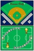 Sports Bundle Math Skills & Learning Center (Multiply & Divide Decimals)