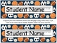 Sports Themed Bundle: Name Tags, Newsletter & Game Board
