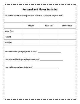 Sports Cards Math