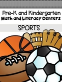 Sports Centers and Activities for Pre-K/Kindergarten