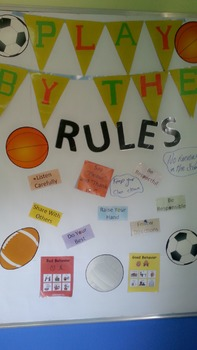 Sports Class Theme Ideas and Printables