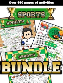 Sports Classroom Center Bundle