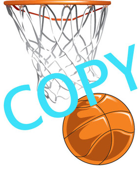 Sports Clip Art - hockey, football, basketball and baseball