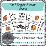 Sports Clip Its Rhythm Center