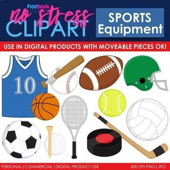 Sports Clipart BUNDLE