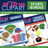 Sports Clipart BUNDLE