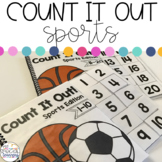 Sports Count It Out Adapted Book