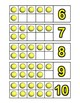 Sports Counting / Numbers Activity Set