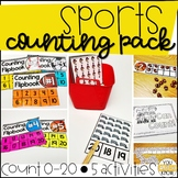 Sports Counting Pack