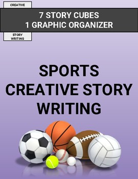 Sports Creative Story Writing Activity