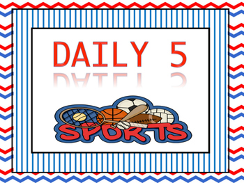 Sports-Daily 5