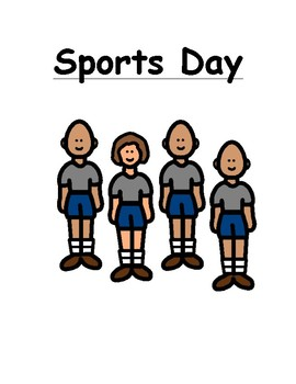 Sports Day Social Story