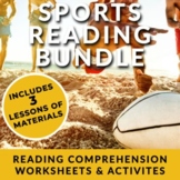 Sports - ESL Readings on Cricket, Rugby & Base Jumping w/