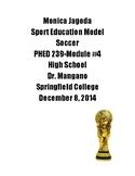 Sports Education Model