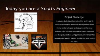Sports Engineering STEM Day Challenge