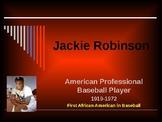 Sports & Entertainment - Jackie Robinson