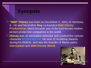 Sports & Entertainment - Walt Disney