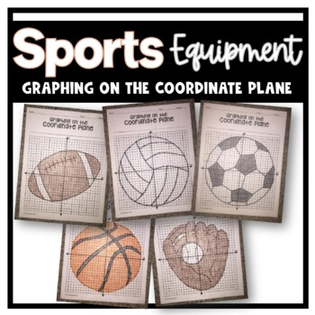 Sports Equipment Bundle (Graphing on the Coordinate Plane)