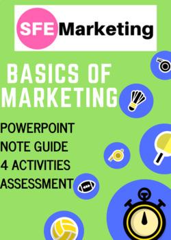 Sports, Fashion & Entertainment Marketing Chapter 1 Basics of Marketing
